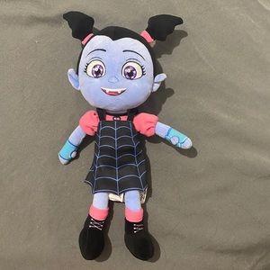 EUC Disney Junior Vampirina Plush Doll